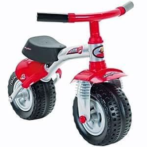 Coloma - 315 - Jeu éducatif premier âge - Eveil - Porteur Baby Moto Métal
