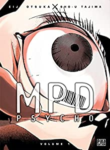 MPD Psycho Edition couleur Tome 1