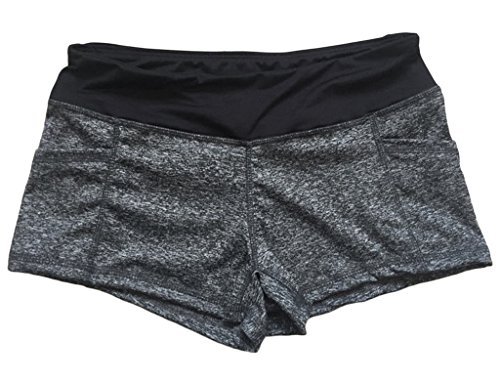 EOZY Short Sport Femme Short Course Fitness Yoga Running Stretch Casual #4