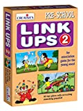 #7: Creative Educational Aids 0754 Link Ups 2 Puzzle (10 Two Piece)