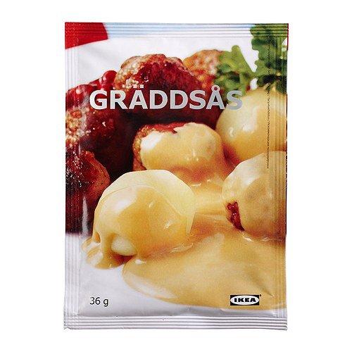 Preisvergleich Produktbild IKEA ALLEMANSRATTEN Cream Sauce Mix For Meatballs 28g