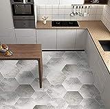 AMNQT DIY Simulation Riss Zementasche Küche Bad Wand Aufkleber Leben Zimmer Schlafzimmer Hintergrund Einfach Abziehbild Aufkleber LB031