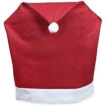 Darice - Set 4 coprisedia natalizi, colore: