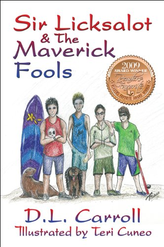 Sir Licksalot & the Maverick Fools Cover Image