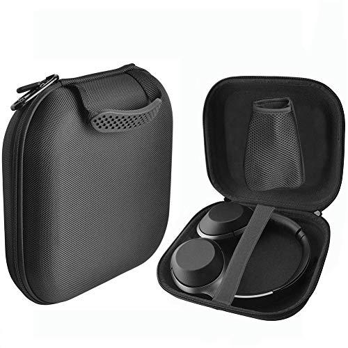 Elygo, Custodia rigida da viaggio per cuffie wireless Sennheiser PXC 550 / Sennheiser Momentum Over-Ear / Sony WH-1000XM2, borsa per trasporto e di protezione per le cuffie