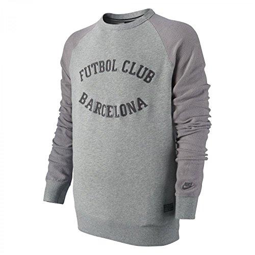 Nike M NSW Tee hvywt Logo T-Shirt a maniche corte, uomo, UOMO, M Nsw Tee Hvywt Af1 Logo, rojo (dark cayenne / dark cayenne / white), L