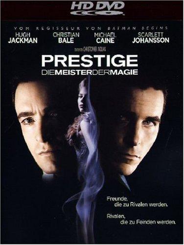 Prestige - Die Meister der Magie [HD DVD]