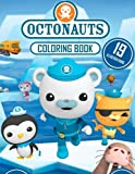 Picture Of Octonauts Coloring Book: Great 19 Illustrations for Kids
