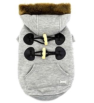 Smalllee Lucky Store cornes Veste à capuche/Manteau avec polaire,,