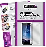 Cubot R9 Schutzfolie - 2x dipos Displayschutzfolie Folie klar