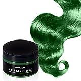 Gaddrt Unisexe DIY cheveux couleur cire boue teinture coloration crème modélisation temporaire (E)