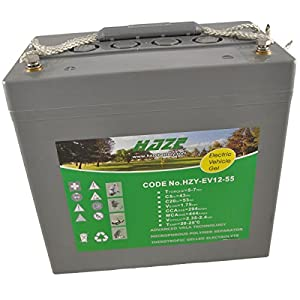 12V 52Ah HAZE GEL Mobility Scooter & Powerchair Battery