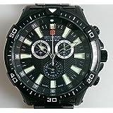 SWISS MILITARY Herren-Armbanduhr 06-5266.13.007