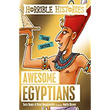 Awesome Egyptians (Horrible Histories)