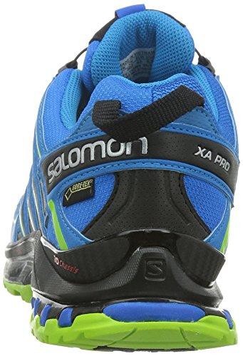 Salomon XA PRO 3D GTX, Scarpe sportive, Uomo Union Blue/Methyl Blue/Gr