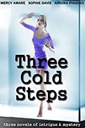 Three Cold Steps: A Trio of Mystery Novels