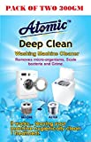 #6: Atomic Washing Machine Cleaner Powder for Samsung, Whirlpool, LG, IFB, Bosch, Haier, Godrej-[Tested By ACPL LONDON]300gm