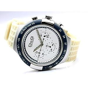 Dolce & Gabbana – Reloj de Caballero, Correa de Goma –