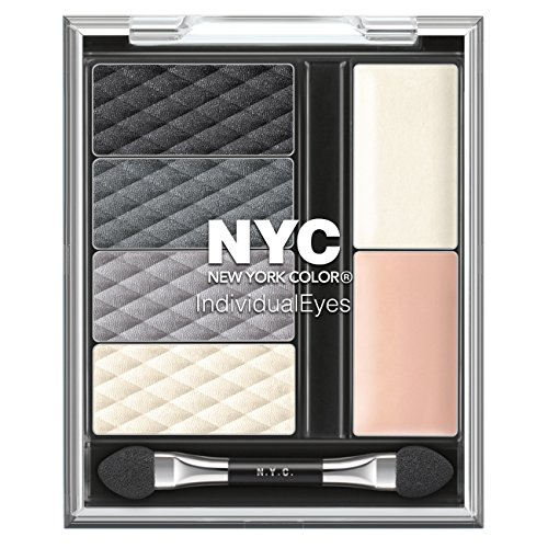NYC IndividualEyes Custom Compact – Smokey charcoals