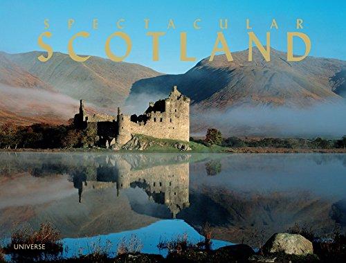 Spectacular Scotland por James Gracie