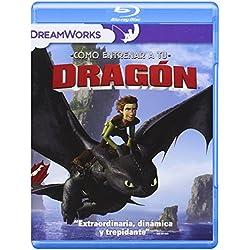 Cómo Entrenar A Tu Dragón [Blu-ray]