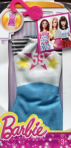 Barbie Fashion Dress - Sporty Dress
