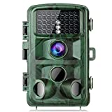 TOGUARD Trail Wildlife Camera 14MP 1080P Hunting Camera Motion Activated Night Vision 22M - Best Reviews Guide