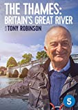 The Thames: Britain's Great River with Tony Robinson [DVD]