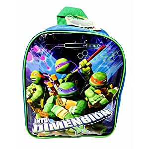 51fdQ4l mIL. SS300  - Mochila de Tortugas Ninja Adolescente Mutante para Niños