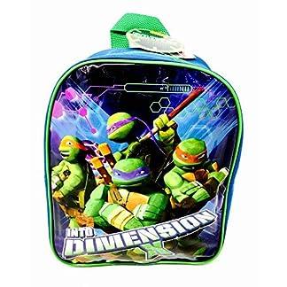 51fdQ4l mIL. SS324  - Mochila de Tortugas Ninja Adolescente Mutante para Niños