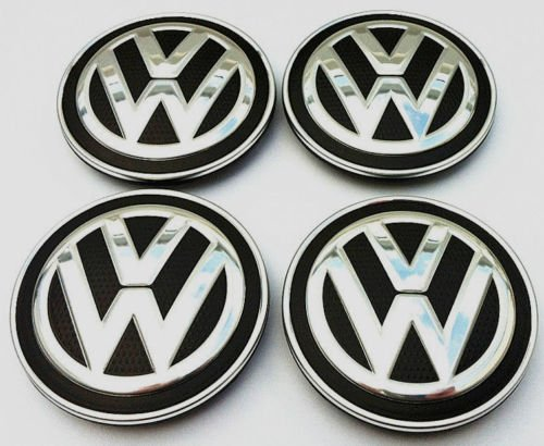 4x-volkswagen-65mm-new-style-black-chrome-logo-emblem-wheel-badge-centre-hub-caps-dust-covers-5g0601
