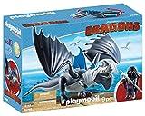Playmobil - Drago y Dragón con Armadura (9248)