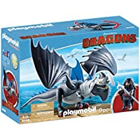 Playmobil 9248 DreamWorks Dragons Drago and Thunderclaw