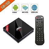H96 Pro Plus Neuste Android 7.1 Smart TV Box mit Amlogic S912 Octa-Core 64 Bits CPU,3GB RAM+16GB ROM...
