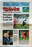 INFRA ROUGE [No 14] du 08/12/1997 - PRECIEUSE VICTOIRE DE ROMO FACE A CHATEELRAULT - SABOUREAU / SUYWENS -BRUNO GIRARD ASSURE FACE A ORLANDO WIET -RUGBY / ROMO ET BOURGES - YVAN PALLESTRELLI -BASKET / SAINT-SULPICE COURT TOUJOURS -CHRISTOPHE GIRARD N