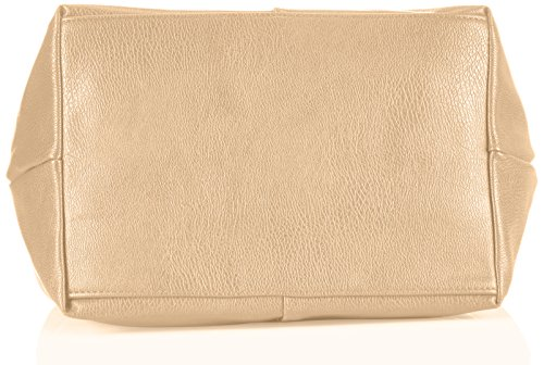 Tom Tailor Acc MIRIPU 10990 Borsa Shopper Donna 44x28x18 cm (B x H x T) Beige 20