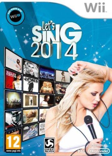 Let's Sing 2014, usado segunda mano  Se entrega en toda España
