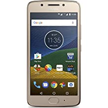 Motorola Moto G5 (Fine Gold, 3 GB)