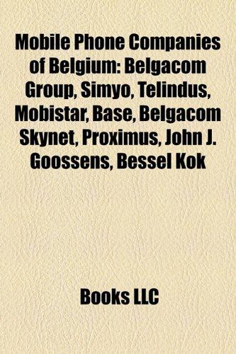mobile-phone-companies-of-belgium-belgacom-group-simyo-telindus-mobistar-base-belgacom-skynet-proxim