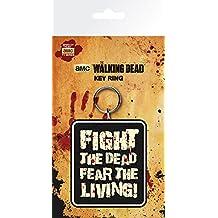 GB eye LTD, The Walking Dead, Fight The Dead, Llavero