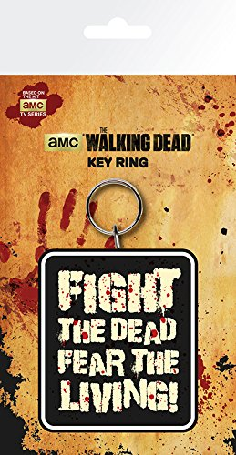 GB eye LTD, The Walking Dead, Fight The Dead, Portachiavi