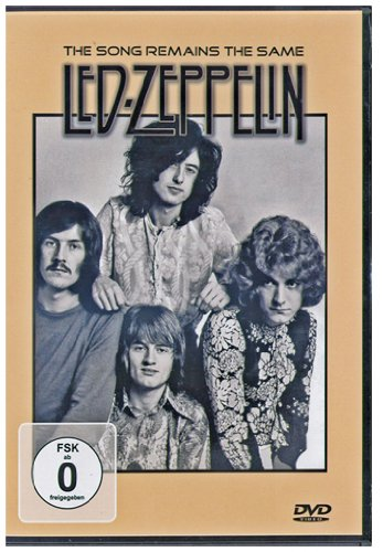 Led Zeppelin - The Song remains the same [Edizione: Regno Unito]