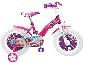 Stamp - Mi180020nba - Vélo - Mia And Me - 14 Pouces