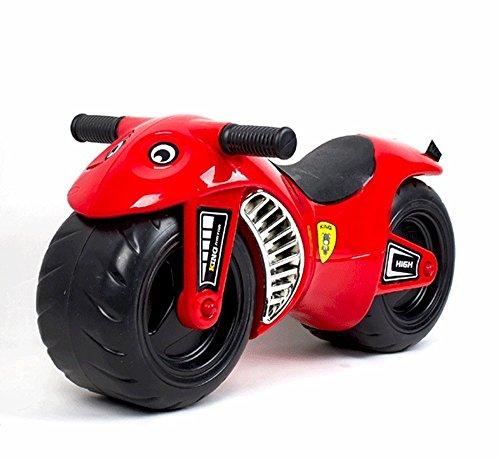 deAO Moto Trotteur avec Design Super Original - Vélo sans Pédales pour Les Enfants - Trotteur...