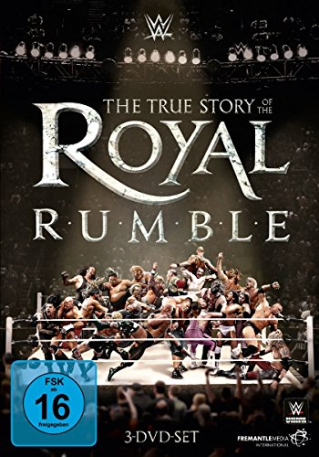 The True Story of the Royal Rumble [3 DVDs] (Wwe Royal Rumble Filme)