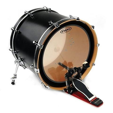 Evans BD18EMAD EMAD 18-inch Bass Drum