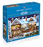 Gibsons - Puzzle Midnight Delivery, 1000 pz.