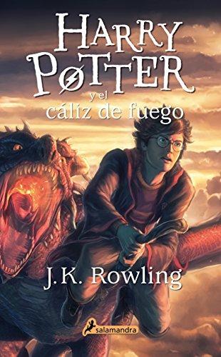 HARRY POTTER RUSTICA 3 Y EL CALIZ DE FUEGO