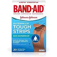 Pflaster Wasserdicht Tough-Strips Bandagen 20EA (2Stück) preisvergleich bei billige-tabletten.eu