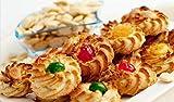 Paste Di Mandorla Tipici Siciliani Biscotti pasticcini Desser Alle Mandorle
